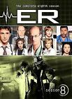ER: The Complete Seasons 1-8 (DVD, 2008, 8-Disc Set)