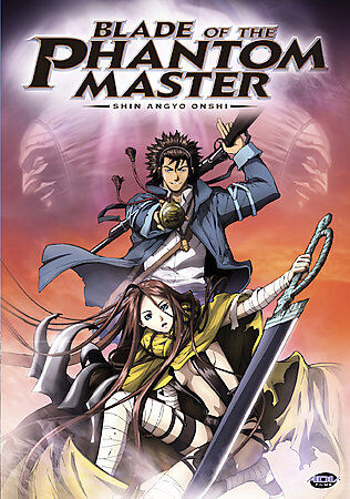 Blade of the Phantom Master: Shin Angyo Onshi (DVD, 2007)