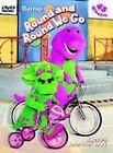 Barney - Round and Round We Go (DVD, 2002)