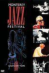 MONTEREY JAZZ FESTIVAL 40 LEGENDARY YEARS DVD Miles Davis, Sarah Vaughn