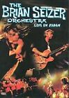 The Brian Setzer Orchestra - Live in Japan (DVD, 2002)