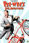 Pee-Wees Big Adventure (DVD, 2008)