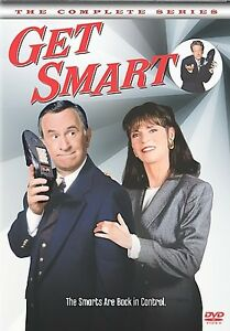 Get Smart - The Complete Series (DVD, 2008) - NEW!!