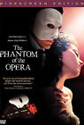Andrew Lloyd Webber's The Phantom of the Opera (DVD, 2005, Widescreen)