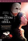 The Phantom of the Opera (2004 film) DVDs & Blu-ray Discs