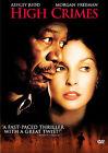 High Crimes (DVD, 2005, Sensormatic)