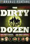 The Dirty Dozen - Double Feature (DVD, 2009, 2-Disc Set)