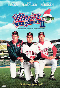Major-League-2-DVD-2000