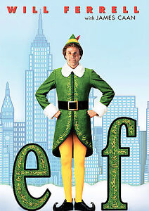 Elf-DVD-2004-Disc-Only