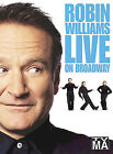 Robin Williams - Live On Broadway (DVD, 2002)