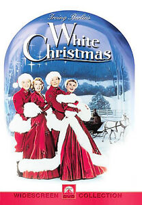 LIKE NEW White Christmas DVD, 2007, Widescreen Collection Crosby Kaye Clooney - $2.95