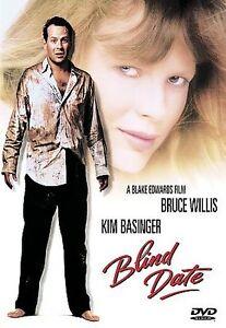 Blind Date  Bruce Willis Kim Basinger John Larroquette (DVD, 2002) WS/FS