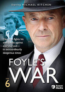 Foyle-039-s-War-Complete-6th-Sixth-Series-6-Six-NEW-DVD