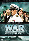 War and Remembrance - The Complete Series (DVD, 2008, 13-Disc Set)