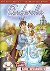 Fairy Tales of the Brothers Grimm - Cinderella (DVD, 2005, Single Disc Edition)