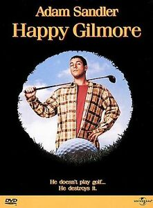 Happy Gilmore (DVD, 1998) - NEW AND SEALED