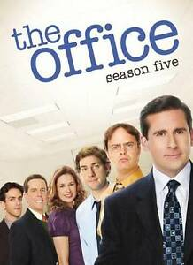 The-Office-Season-Five-DVD-2009-5-Disc-Set-DVD-2009