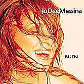 Burn by Jo Dee Messina (Cassette, Aug-2000, Curb)New Sealed Country