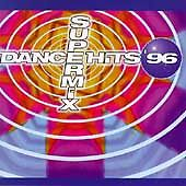 Dance-Hits-96-Supermix-by-Various-Artists-CD-Aug-1996-Popular-Records-L-L-C