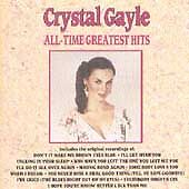 All-Time Greatest Hits by Crystal Gayle ...