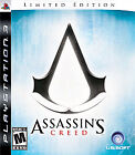 Assassin's Creed -- Limited Edition (Sony PlayStation 3, 2007)