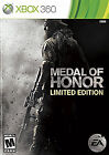 Medal of Honor (Limited Edition)  (Xbox 360, 2010) (2010)