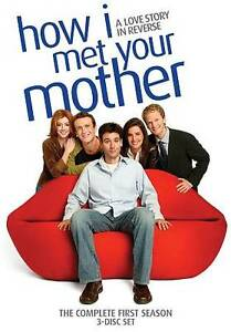 How-I-Met-Your-Mother-Season-1-DVD-2010-Canadian-3-Disc-Set