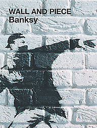 Banksy-Wall-and-Piece-by-Banksy-2007-Paperback-New-Banksy-Paperback-2007
