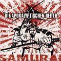DIE APOKALYPTISCHEN REITER - Samurai     - CD NEU