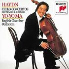 Haydn: Cello Concertos Nos. 1 & 2 (CD, Aug-1986, Sony Classical)