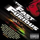 Soundtrack - Fast and the Furious (Parental Advisory/Original , 2001)