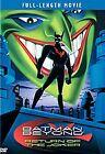 Batman Beyond: The Return of the Joker (DVD, 2005, Uncut Version)