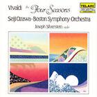 Vivaldi: The Four Seasons (CD, Oct-1990, Telarc Distribution)
