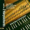 Works for 2 Harpsichords von Richard Egarr,Patrick Ayrton (2002)