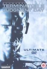 Arnold Schwarzenegger Terminator 2: Judgment Day DVDs