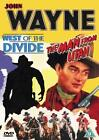 West Of The Divide / The Man From Utah (DVD, 2003)