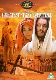 The Greatest Story Ever Told Dvd Max Von Sydow Brand New amp Factory Sealed - Leeds, United Kingdom - The Greatest Story Ever Told Dvd Max Von Sydow Brand New amp Factory Sealed - Leeds, United Kingdom