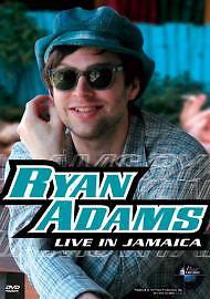 Ryan Adams - Live in Jamaica by Alan Carter | DVD | second hand