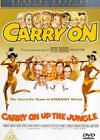Carry On Up The Jungle (DVD, 2003)