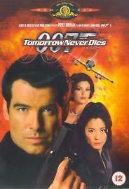 Tomorrow Never Dies (DVD, 2000)