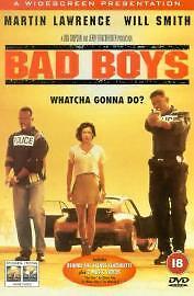 Bad Boys (DVD, 1999)