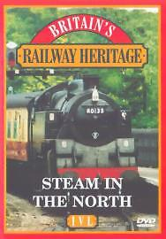 Railway Heritage - Steam In The North (DVD, 2001)