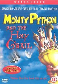Monty Python And The Holy Grail DVD 2002 - <span itemprop=availableAtOrFrom>WESTON SUPER MARE, Avon, United Kingdom</span> - Monty Python And The Holy Grail DVD 2002 - WESTON SUPER MARE, Avon, United Kingdom