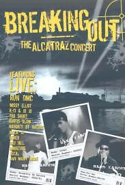 Breaking Out  The Alcatraz Concert DVD 2002 1p start - <span itemprop='availableAtOrFrom'>Coventry, Warwickshire, United Kingdom</span> - Breaking Out  The Alcatraz Concert DVD 2002 1p start - Coventry, Warwickshire, United Kingdom