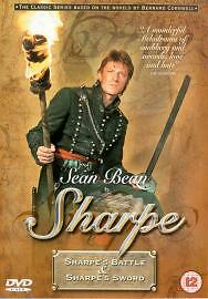 Sharpes-Battle-Sharpes-Sword-Dvd-Sean-Bean-Brand-New-Factory-Sealed