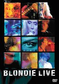 Blondie: Live DVD (2005) Blondie sealed