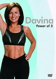 Davina McCall  The Power Of 3 DVD 2004 - Amersham, United Kingdom - Davina McCall  The Power Of 3 DVD 2004 - Amersham, United Kingdom