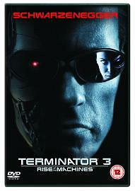 Terminator 3  Rise Of The Machines DVD 2003 2Disc Set - <span itemprop=availableAtOrFrom>Nantwich, United Kingdom</span> - Terminator 3  Rise Of The Machines DVD 2003 2Disc Set - Nantwich, United Kingdom