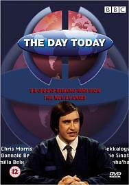 The Day Today  Complete BBC Series 2 Disc Set 1994 DVD Good DVD Steve C - Rossendale, United Kingdom - The Day Today  Complete BBC Series 2 Disc Set 1994 DVD Good DVD Steve C - Rossendale, United Kingdom