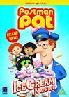 Postman Pat - Postman Pat And The Ice Cream Machine (DVD, 2004)